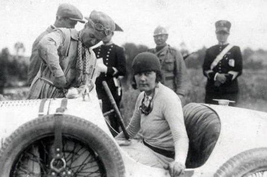Способности «дамы за рулём» доказаны временем