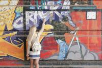 В Петербурге найдут место для граффити