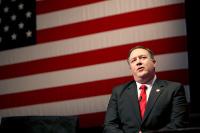 Помпео: США продолжат наносить авиаудары на Ближнем Востоке по мере появления целей