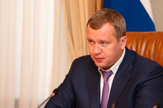 Астраханский губернатор сменил главу пресс-службы