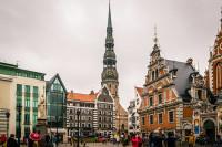 Акцию протеста Русского союза Латвии в Риге сравнили с «желтыми жилетами»