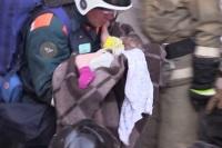 Состояние спасенного в Магнитогорске младенца улучшилось, сообщили в Минздраве