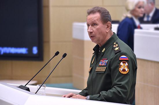 Золотов поздравил журналистов с Днём печати