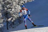 Россияне выиграли обе эстафеты на одном этапе Кубка мира по биатлону