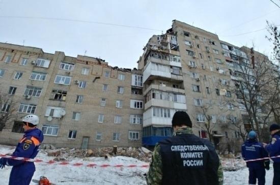 Глава Ростовской области предупредил о возможном обрушении стены дома в Шахтах