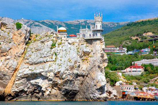 Почти 200 тысяч туристов отдохнули в Крыму во время новогодних каникул