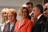 Спикер парламента Финляндии надеется, что Россия не покинет Совет Европы
