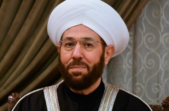 Депутаты Госдумы встретились с верховным муфтием Сирии