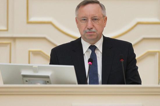 Врио губернатора Петербурга собирает новую команду
