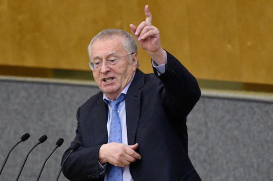 Жириновский и Миронов предложили России выйти из Совета Европы