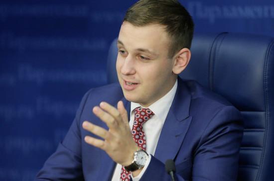 Помощником депутата Власова может стать робот