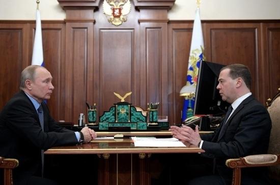 Медведев предложил расширить компетенцию Минвостокразвития на Арктику