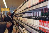 Алкоголь и табак предложили продавать в отдельных магазинах