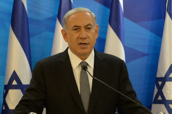 Нетаньяху прокомментировал удар израильских ВВС по Сирии