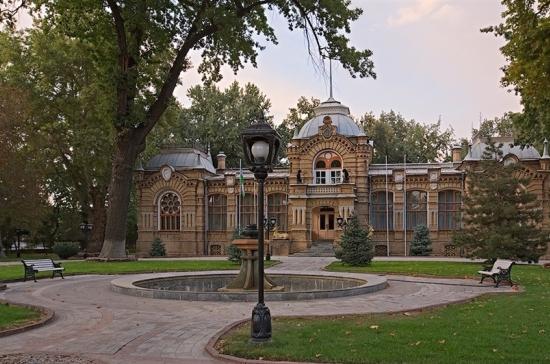 В Ташкенте нашли клад с редкими произведениями искусства