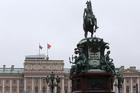 Врио губернатора Петербурга подбирает правительство для «умного города»