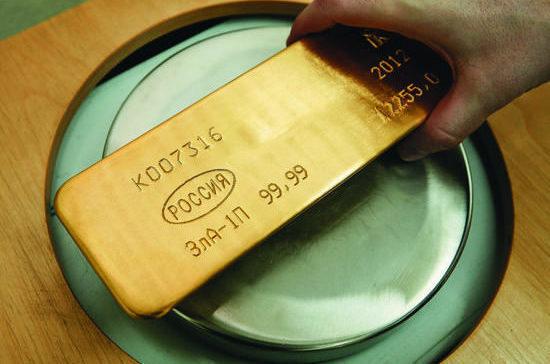 Правительство разработало меры по борьбе с нелегальной продажей драгметаллов