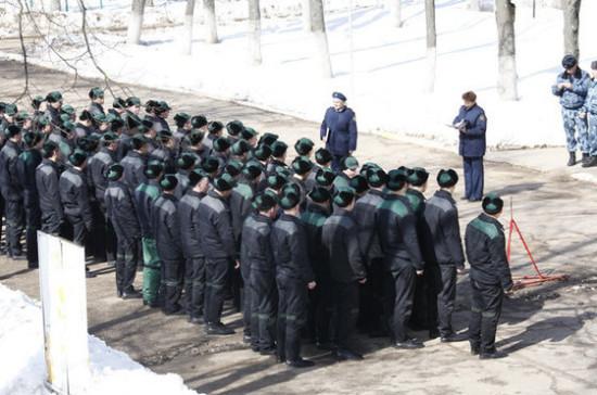 Заключённым хотят дать работу на гражданских предприятиях