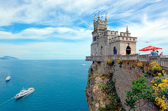 Крым в 2018 году установил рекорд по приёму туристов за весь постсоветский период