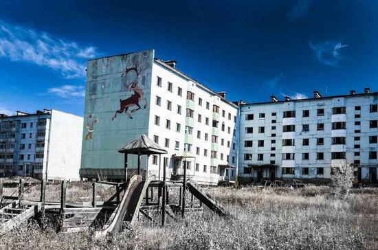 В России предлагают освободить от уплаты за капремонт проживающих в упразднённых ЗАТО