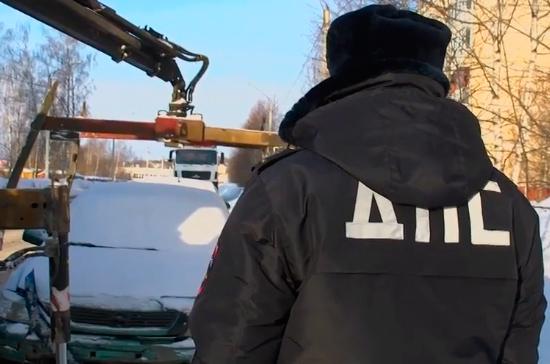 В Костроме проверяют соблюдение водителями правил стоянки