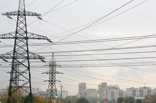 Глава Минстроя высказался против лимитов потребления электроэнергии