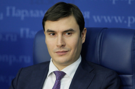 Шаргунов стал зампредом Комитета Госдумы по культуре