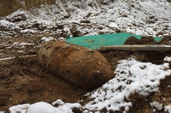 На турбазе в Севастополе обнаружили бомбу времён Великой Отечественной войны
