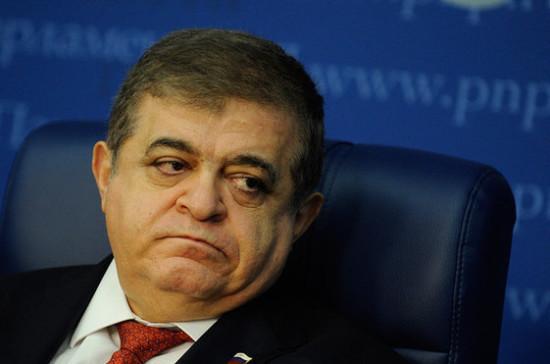 Джабаров: американские законы должны действовать лишь на территории США