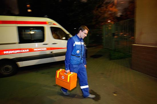 Подросток получил ожоги 98% тела в подъезде жилого дома в Москве