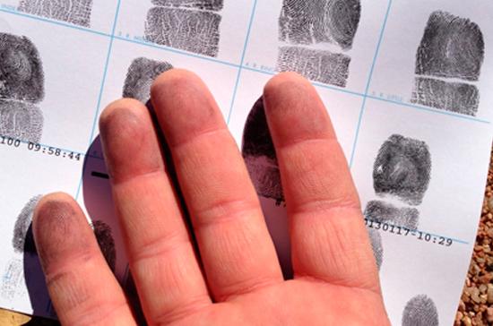 МВД предлагает определить максимальный срок прохождения дактилоскопии иностранцами