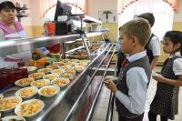 Школьное меню может измениться в сентябре