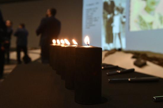 Памятник жертвам холокоста появится в мае 2019 года
