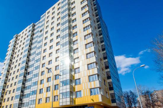 Сенаторы обсудят вопросы создания в России фонда социального жилья