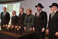 Матвиенко призвала бороться с неонацизмом и не допускать переписывания истории