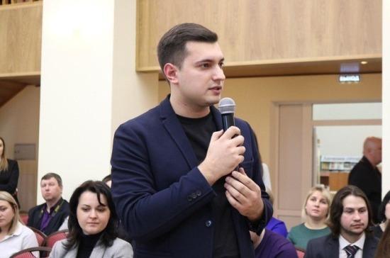 «Молодая Гвардия» создаст  Ассоциацию молодых депутатов в Рязанской области