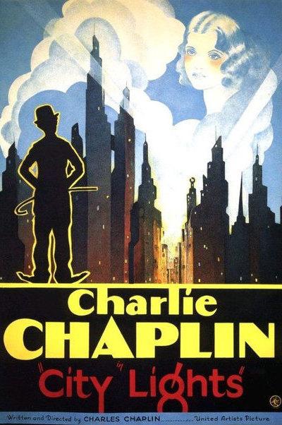 На Бродвее состоялась премьера фильма Чарли Чаплина «Огни города»