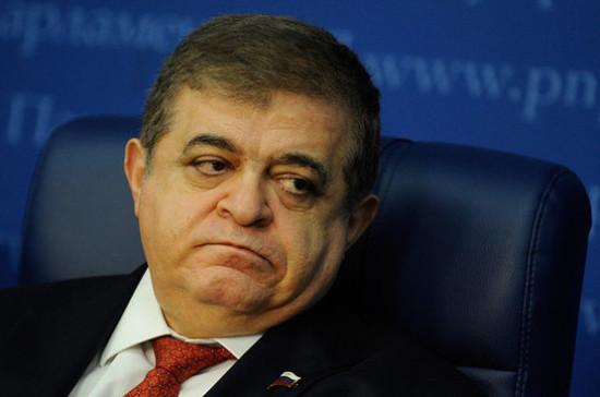 Джабаров назвал смехотворными заявления властей США о намерении России вмешаться в выборы