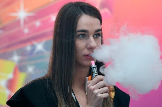 В Москве запрещают продажу кальянов и вейпов несовершеннолетним