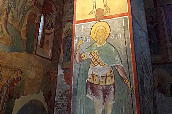 Уникальные фрески Свияжска откроют для посетителей уже этим летом