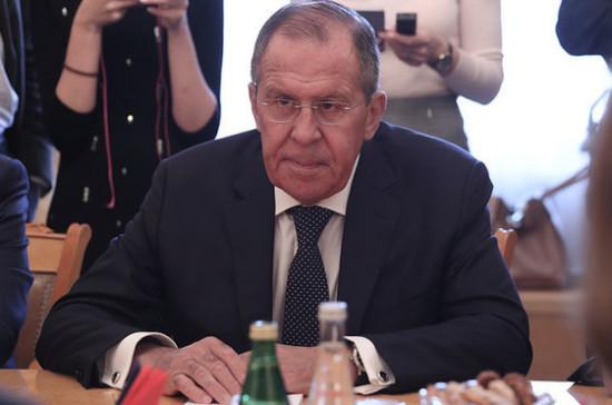 Лавров принял приглашение главы МИД Ирака посетить страну