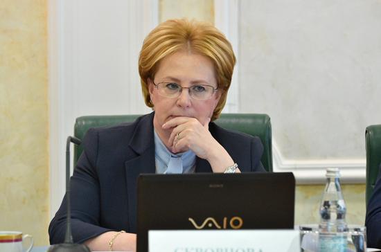 В России ожидается рост заболеваемости гриппом, сообщила Скворцова
