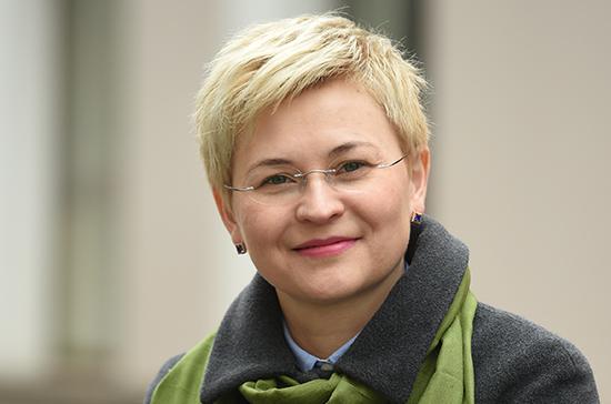 Пресс-конференция Людмилы Боковой