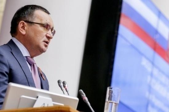Николай Фёдоров отметил слаженную работу Совета Федерации и Госдумы