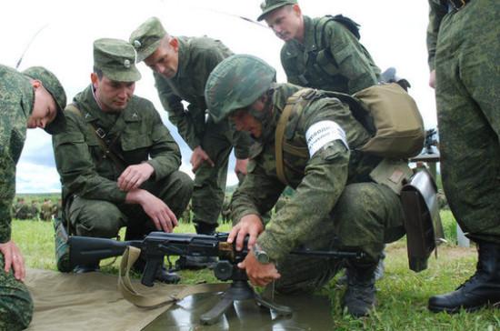 Россияне будут вставать на воинский учёт по новым правилам