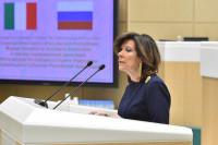 Казеллати: Италия заинтересована в поддержании диалога с Россией