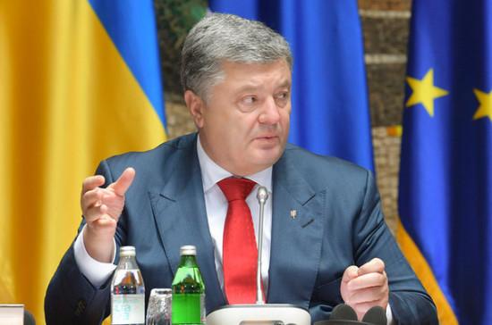 На Украине за год предотвратили 11 покушений на Порошенко