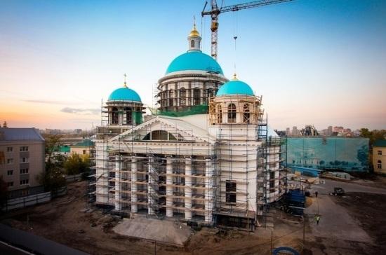 Собор Казанской иконы Божией Матери: возрождение следует
