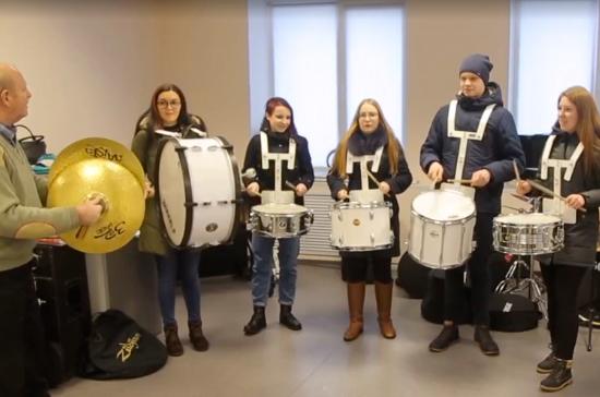 Школа искусств в Петрозаводске получила новое здание