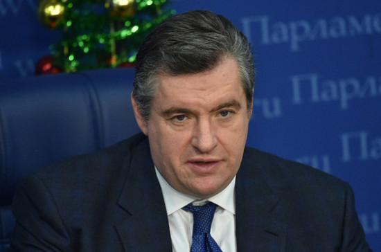 США намерены использовать выход из ДРСМД для наращивания ракетного потенциала, считает Слуцкий